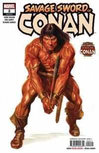 Savage Sword of Conan #2