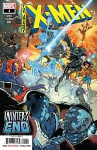 Uncanny X-Men One-Shot Winters End