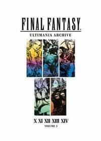 Final Fantasy HC Ultimania Archive V3