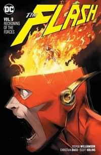 Flash TP Rebirth Reckoning Forces