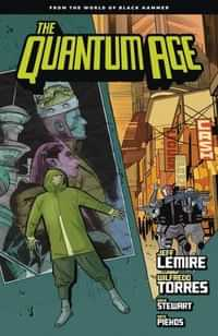 Quantum Age from World of Black Hammer TP V1