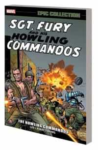 Sgt Fury TP Epic Collection Howling Commandos