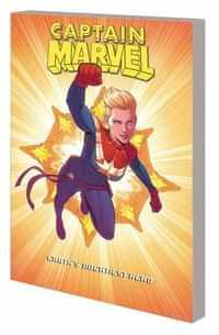 Captain Marvel TP Earths Mightiest Hero V5