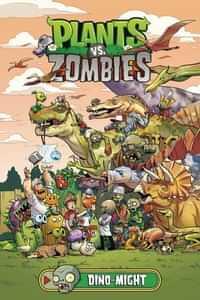 Plants Vs Zombies HC Dino-Might