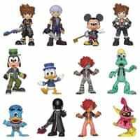 Kingdom Hearts 3 Mystery Minis Mystery Box