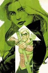 Green Arrow #50 CVR B