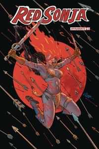 Red Sonja #2 CVR A Conner