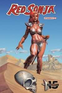 Red Sonja #2 CVR B Lisnser
