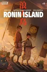Ronin Island #1 CVR A