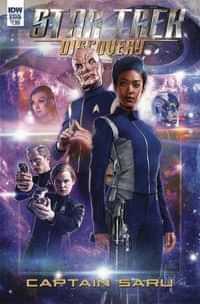 Star Trek Discovery One-Shot Captain Saru
