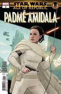 Star Wars Age of Republic One-Shot Padme Amidala