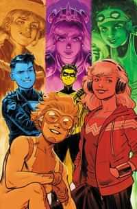 Young Justice #3 CVR B
