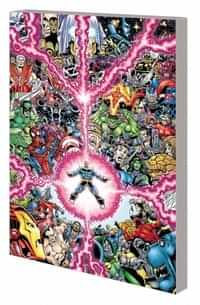 Marvel Universe TP the End