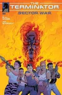 Terminator Sector War #3 CVR A Sammelin