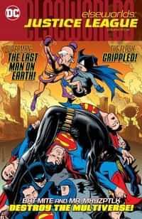 Justice League TP Elseworlds Justice League V3