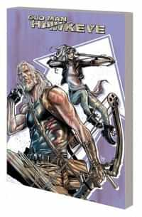 Old Man Hawkeye TP Whole World Blind
