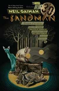 Sandman TP Dream Country 30th Anniversary Edition
