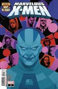 Age of X-Man Marvelous X-Men #2