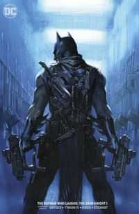 Batman Who Laughs One-Shot the Grim Knight CVR B