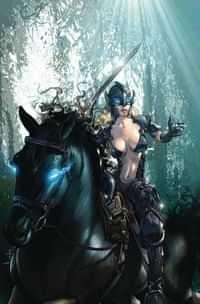 Black Knight #5 CVR A Nunes