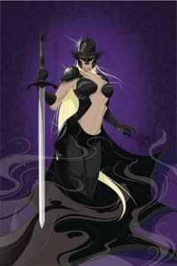 Black Knight #5 CVR D Mahle