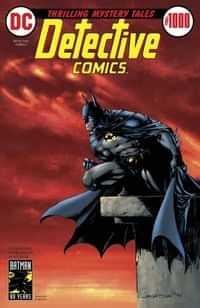 Detective Comics #1000 CVR F 1970s