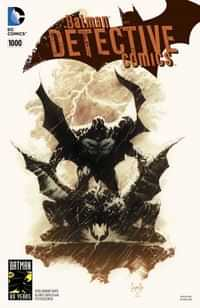 Detective Comics #1000 CVR J 2010s