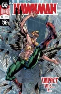 Hawkman #10 CVR A