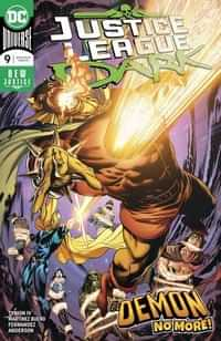 Justice League Dark #9 CVR A