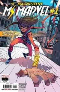 Magnificent Ms Marvel #1