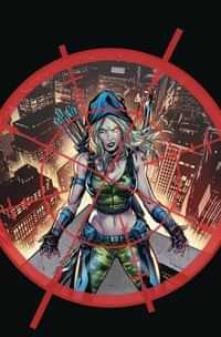 Robyn Hood Outlaw #2 CVR D Riveiro