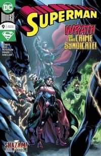 Superman #9 CVR A