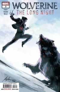 Wolverine Long Night Adaptation #3