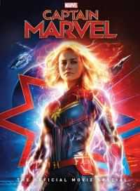 Captain Marvel HC Offical Movie Special