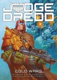 Judge Dredd TP Cold Wars