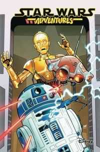 Star Wars Tp Star Wars Adventures Mechanical Mayhem