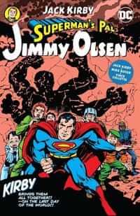Supermans Pal Jimmy Olsen By Jack Kirby Tp