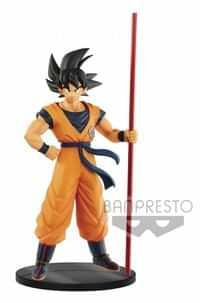 Dragonball Super Movie Figure Son Goku 20th Film Limited