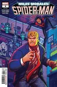 Miles Morales Spider-Man #4