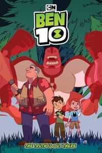 Ben 10 GN Truth Is Out There Original