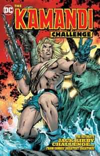 Kamandi Challenge TP