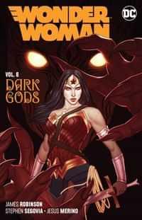 Wonder Woman TP Rebirth Dark Gods