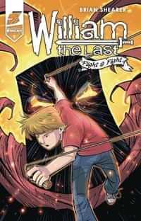 William The Last Fight And Flight #1