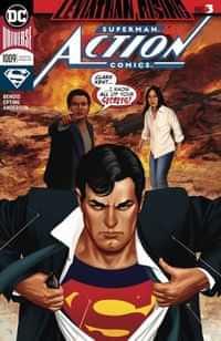 Action Comics #1009 CVR A