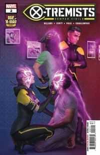 Age of X-Man X-Tremists #2