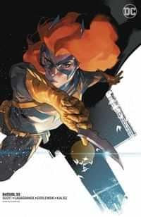 Batgirl #33 CVR B