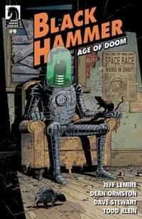 Black Hammer Age of Doom #9 CVR A Ormston