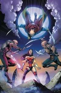 Grimm Fairy Tales #26 CVR D Salazar