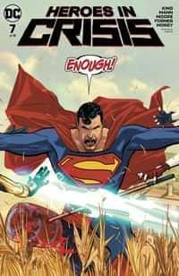 Heroes In Crisis #7 CVR A