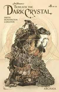 Jim Henson Beneath Dark Crystal #8 CVR B Preorder Petersen